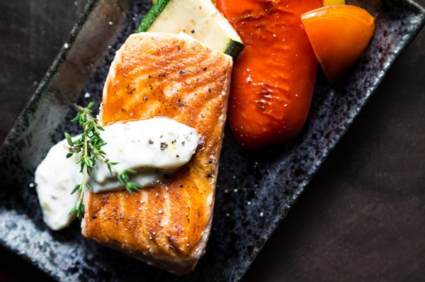 gezonde voeding afvallen